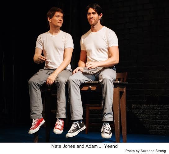 Nate Jones and Adam J. Yeend