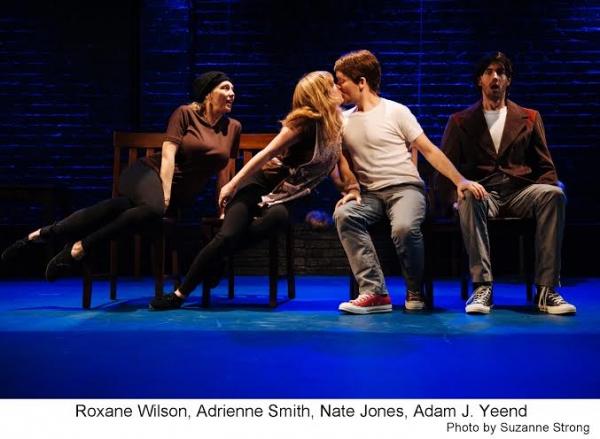 Roxane Wilson, Adrienne Smith, Nate Jones, and Adam J. Yeend
