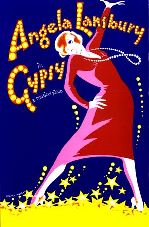 30 Days Of The 2014 Tony Awards: Day #29 - GYPSY