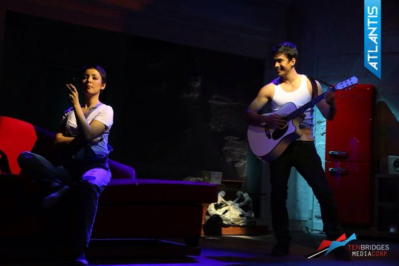 BWW Reviews: Asia Pacific Premiere of GHOST: The Musical