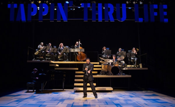 BWW Reviews:  MAURICE HINES IS TAPPIN' THRU LIFE Combines Incredible Dancing and Heartfelt Memories