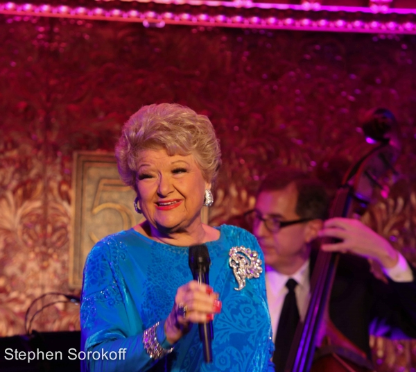 Photo Coverage: Marilyn Maye's A TRIBUTE TO JOHNNY CARSON at 54 Below