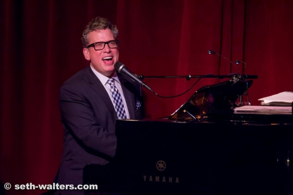 Photo Flash: Jim Caruso's CAST PARTY, Including Aaron Ramey, Michele Lee, and More!