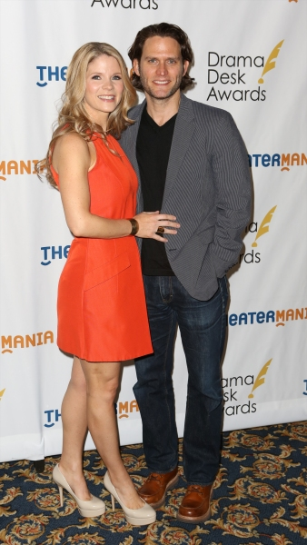 Kelli O''Hara and Stephen Pasquale