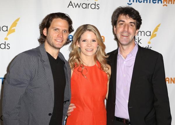 Steven Pasquale, Kelli O''Hara, and Jason Robert Brown