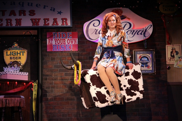 BWW Reviews: Ms. Dixie Proves that She is More that a One-Trick Pony with NEVER RIDE A MECHANICAL BULL...