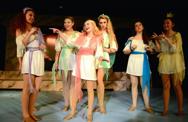 Photo Flash: First Look At TexARTS' XANADU