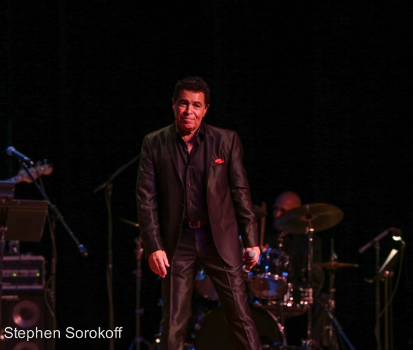 Photo Coverage: Clint Holmes Brings THIS THING CALLED LOVE to Landmark on Main Street