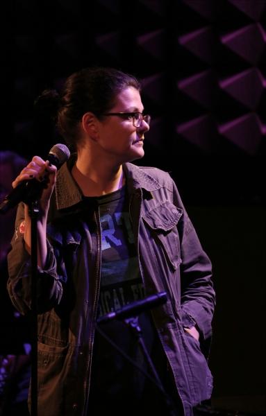 Photo Coverage: Rehearsal of EVERYTHING'S COMING UP BROADWAYWORLD.COM at Joe's Pub