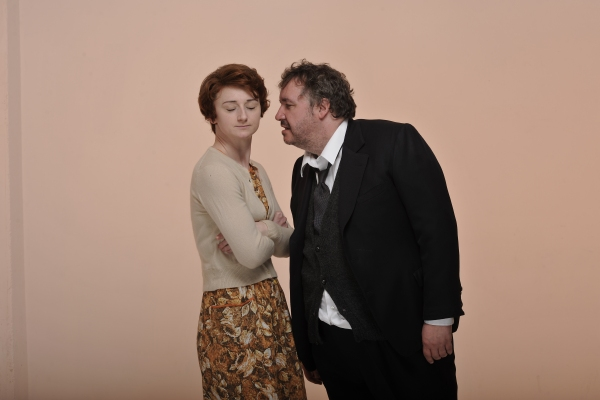 Photo Coverage: First Look At Mark Benton In HOBSON'S CHOICE!