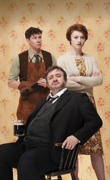 Photo Flash: First Look at Promo Shots of Mark Benton, Henry Hobson and Jodie McNee in HOBSON'S CHOICE