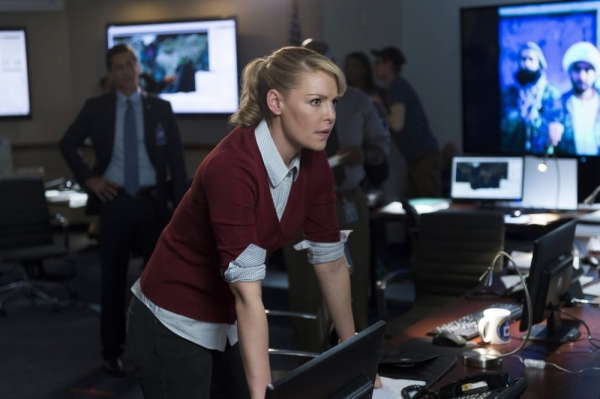 STATE OF AFFAIRS -- ''Pilot'' -- Pictured: Katherine Heigl as Charleston Tucker -- (Photo by: Michael Parmelee/NBC)