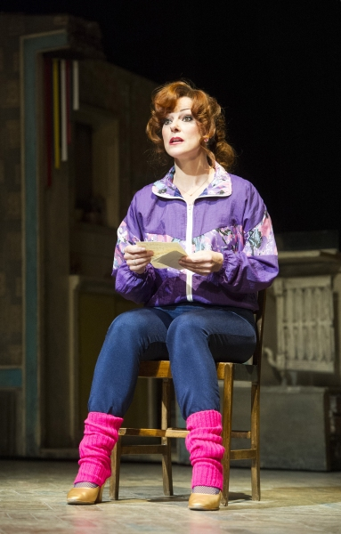 Photo Flash: First Look at Ruthie Henshall & More in BILLY ELLIOT!