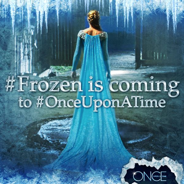 It's Official! FROZEN's Elsa Set for ABC's ONCE UPON A TIME!