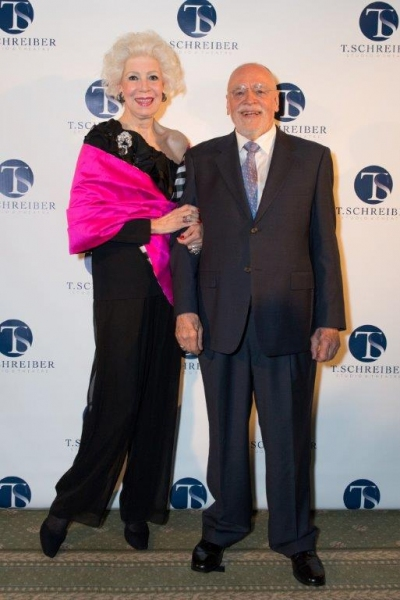 Jano Herbosch and Terry Schreiber