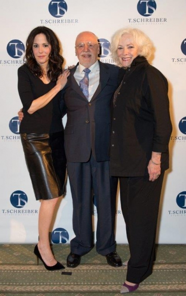 Mary Louise Parker, Terry Schreiber and Betty Buckley