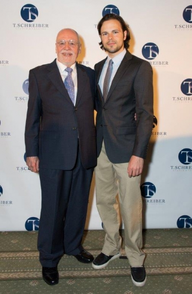 Terry Schreiber and Jonny Orsini