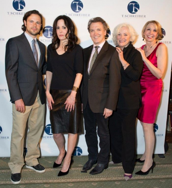 Jonny Orsini, Mary Louise Parker, Charles Bush, Betty Buckley and Julie Halston