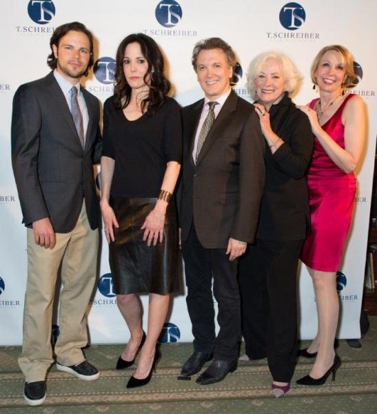 Jonny Orsini, Mary Louise Parker, Charles Bush, Betty Buckley and Julie Halston Photo