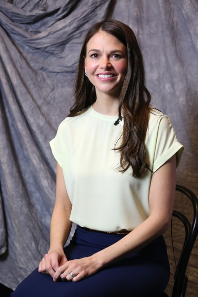 In the Spotlight Series: In the Tonys Photo Booth with Nominee Sutton Foster