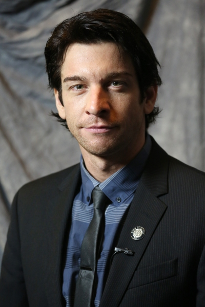 In the Spotlight Series: In the Tonys Photo Booth with Nominee Andy Karl