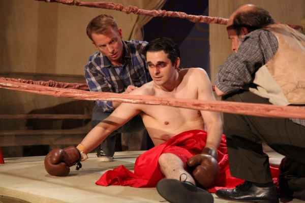 Photo Flash: New Photos for Seanachai Theatre's LAY ME DOWN SOFTLY