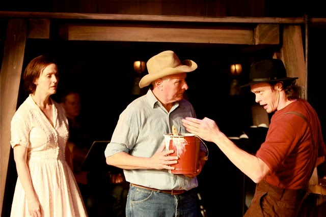BWW Reviews: 110 IN THE SHADE Casts a Magical Spell