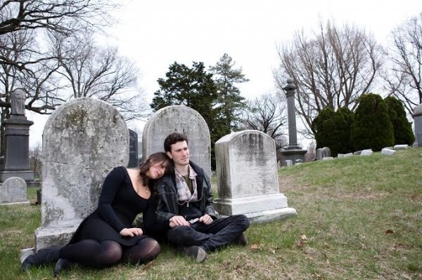 Photo Flash: Green-Wood Cemetery Sets Stage for Thorton Wilder's OUR TOWN