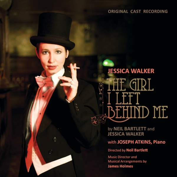 BWW CD Reviews: THE GIRL I LEFT BEHIND ME (Original Cast Recording) is Charming