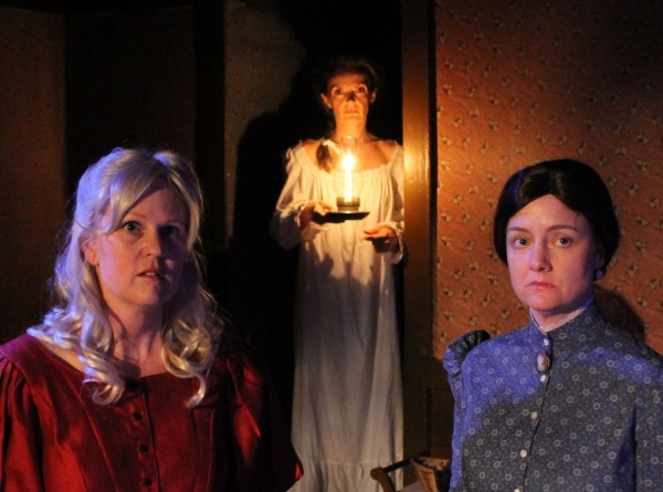 Meg Wallace, Amy Moorman, Carolyn Crotty