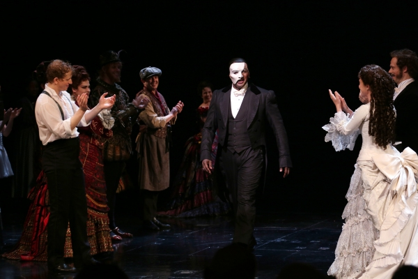 Jeremy Hays, Michele McConnell, Norm Lewis, Sierra Boggess and Company