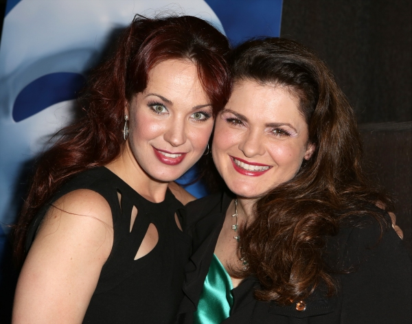 Photo Coverage: Boogie Down with Norm Lewis, Sierra Boggess and the PHANTOM Cast!