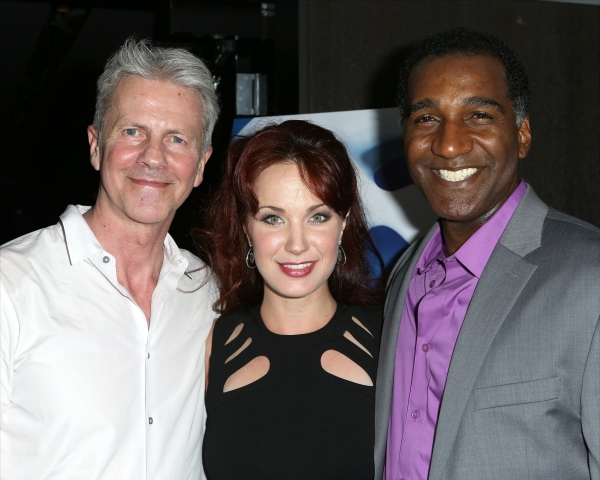 David Caddick, Sierra Boggess and Norm Lewis