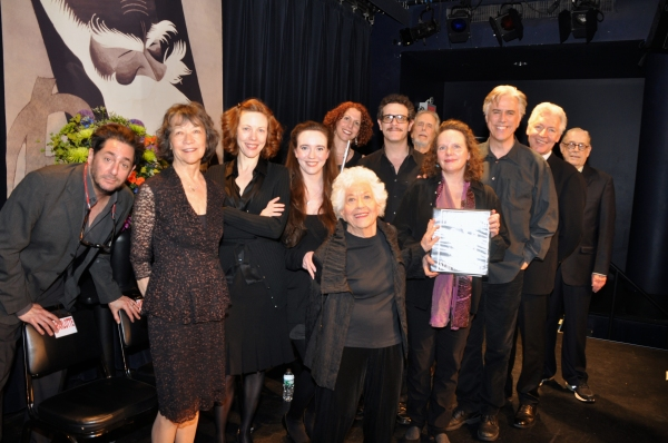 Photo Coverage: Inside Project Shaw's HEARTBREAK HOUSE Reading