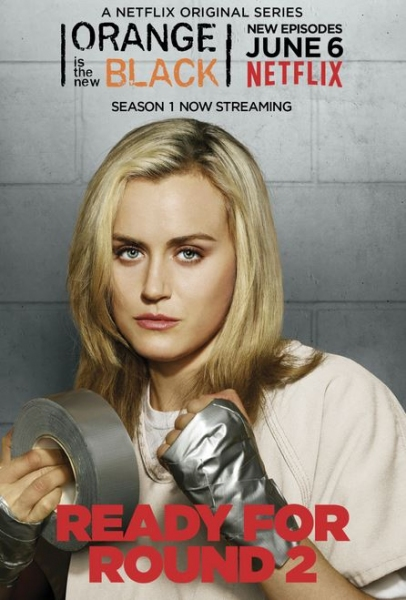Photo Flash: First Look - More ORANGE IS THE NEW BLACK Character Posters