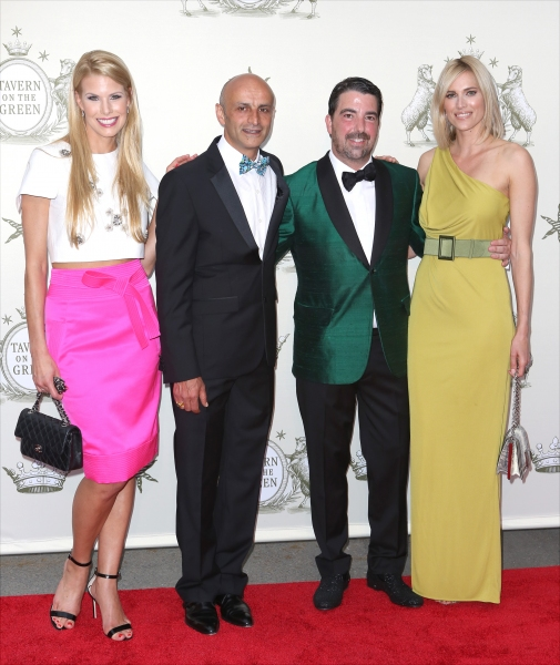 Beth Stern, David Salama, Jim Caiola and Kristen Taekman