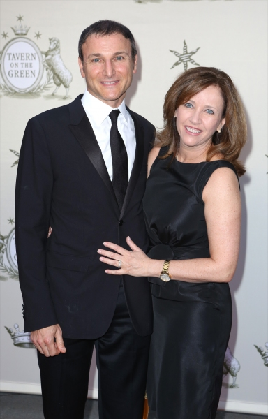 Michael Gelman and Laurie Hibberd  Photo