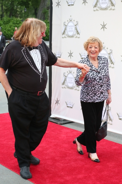 Bruce Vilanch and mom