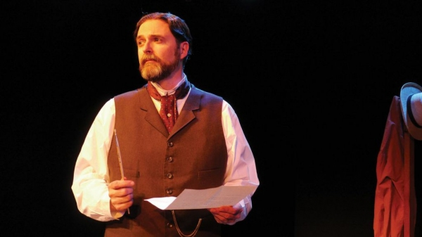Photo Flash: First Look - Starry Night Theater's VINCENT, 5/29-6/1