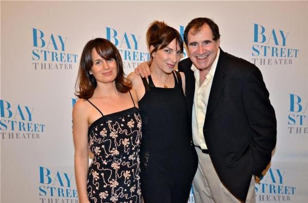 Photo Flash: Scott Schwartz, Richard Kind, Elzabeth Reaser and More at Bay Street Theatre's CURTAIN UP Event