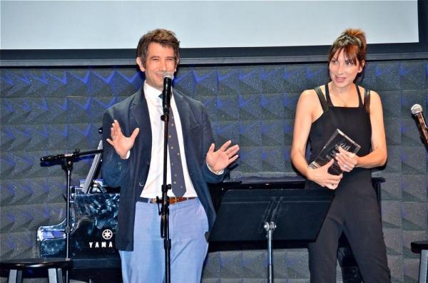 Jimmy Zankel and Pia Zankel