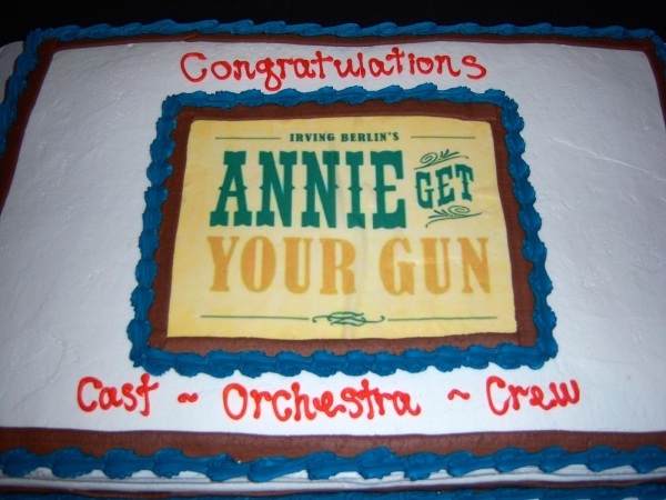Photo Flash: San Diego Musical Theatre's ANNIE GET YOUR GUN Celebrates Opening Night