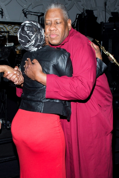 Fantasia Barrino, Andre Leon Talley