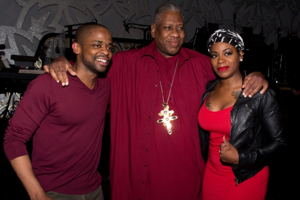 Dule Hill, Andre Leon Talley, Fantasia Barrino