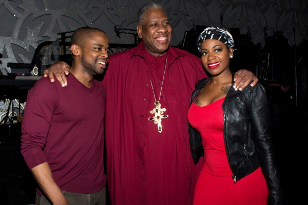 Photo Coverage: AFTER MIDNIGHT Welcomes Back Fantasia!
