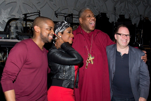 Dule Hill, Fantasia Barrino, Andre Leon Talley, Scott Sanders