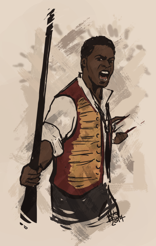 BWW Blog: 'Evolution of the Revolution' - Fan Art