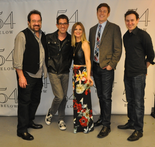Michael Lanning, Will Nunziata, Alison Lory and Mike Rosengarten