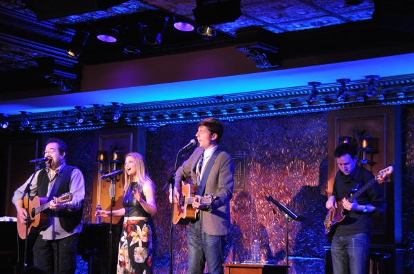 Photo Coverage: 54 Below Tributes Peter, Paul and Mary!