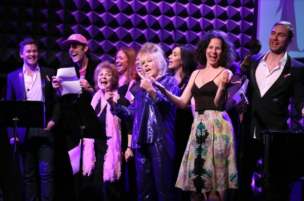 Photo Coverage: EVERYTHING'S COMING UP BROADWAYWORLD.COM at Joe's Pub